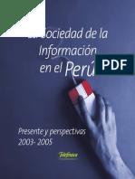Sociedad de La Informacion (Parte I)