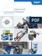 SKF Maintenance and Lubrication Products July 2017