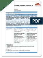HGE - Planificación Unidad 7 - 5to Grado.docx