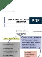 II.c.-neuropsicologia de La Memoria