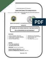 Proyeccion Social(Proyecto Reforestacion)