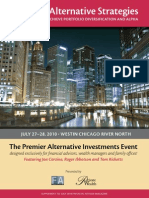 Innovative Alternative Strategies