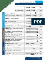 Technical Handbook - Self Drilling Fixings