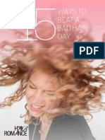 15 Ways to Beat a Bad Hair Day