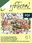 Conjetural - Revista de Psicoanálisis. Número 61