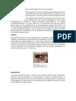 Tumor Odontógeno de Células Planas