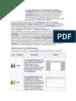 Que es Apache OpenOffice