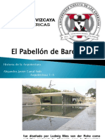 El Pabellon de Barcelona