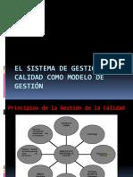 SGC Como Modelo de Gestión
