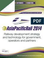Asia Pacific Rail 2014