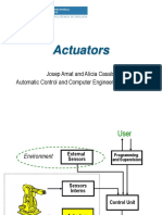 Pneumatic Hydraulic Actuators