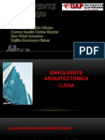 Envolvente Ligero ( Arquiectura Textil - paraboloide, Vidrio y Drywall.pdf