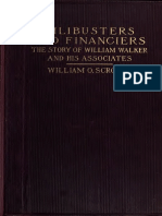 William O. Scroggs - Filibusters and Financiers