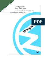 Wittgenstein Ludwig - Conferencia Sobre Etica