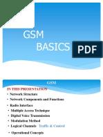 GSM Presentation