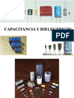 Capacitancia y Dielectricos c