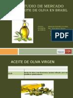 Estudio de Mercado Aceite de Oliva Al Brasil