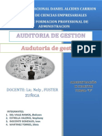 Auditoria de Gestion Monografia
