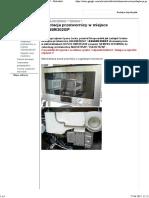 Adaptacja Przetwornicy w Miejsce A6645M302GP - Mikrofale