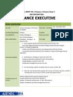 [JD] Finance Executive - OGX - TM