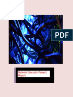 Network Security Project Report