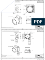 Drawing  II Aluminum Transmitter m21m22 Data