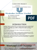 An Industry Project on Hul
