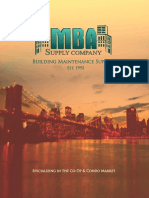 MBA Supply Catalog