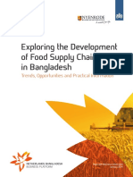 Exploring the Development of Food Supply Chains in Bangladesh