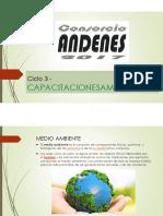 3. CAPACITACIONES AMBIENTALES