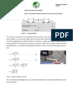 Assignment#09-Using Ultrasonic Pulse Velocity Method to Estimate Crack Depth