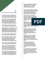 Ghazals - Lyrics.docx