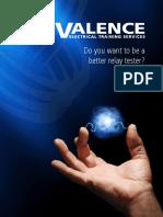 Valence Training Brochure