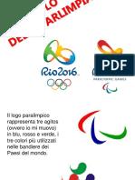 Simbolo Paralimpiadi (Scienze Motorie)