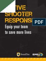 Bound Tree Active Shooter Response eBook