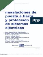 Instalaciones de Puesta a Tierra y Protecci n de Sistemas El Ctricos 0