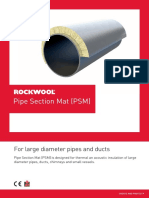 Pipe Section Mat Psm