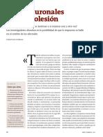 Schmahl, C. (2014) Bases Neuronales de La Autolesion. Mente y Cerebro.nº 66. 58-63 (1)