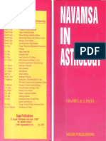 C.S. Patel - Navamsa in Astrology