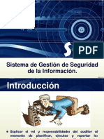 SGSI Auditoria Interna