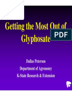 Ppt Glyphosate Issues