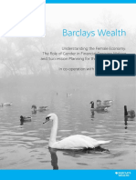 Barclays - The Role of Gender in Financial Decision Making (Female)
