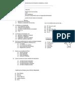 Fcc1ero Examen Diagnostico de Entrada