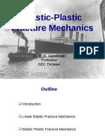 Elastic Fracture mechanics