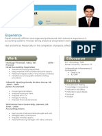 Resume Template3