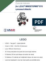 EV3 Material Didactic Instructori