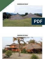 Cabanas de Palha