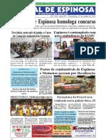 Jornal de Espinosa 27 Junho 2017