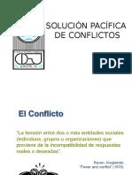Teoría Del Conflicto-clases 1 y 2