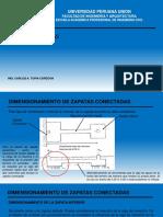 Diseño Zapatas Conectadas